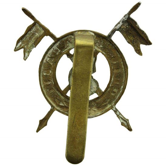 additional image for WW1 5th Royal Irish Lancers Regiment Cap Badge