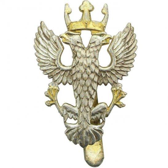 Mercian Brigade Regiment Metal Cap Badge - FIRMIN