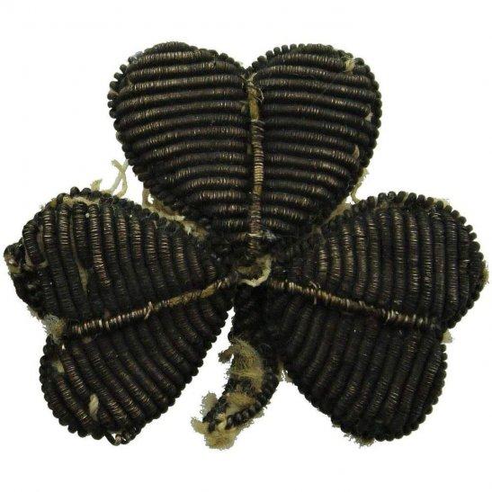 Irish Guards Irish Guards Regiment OFFICERS Bullion Epaulette Rank Insignia Pip