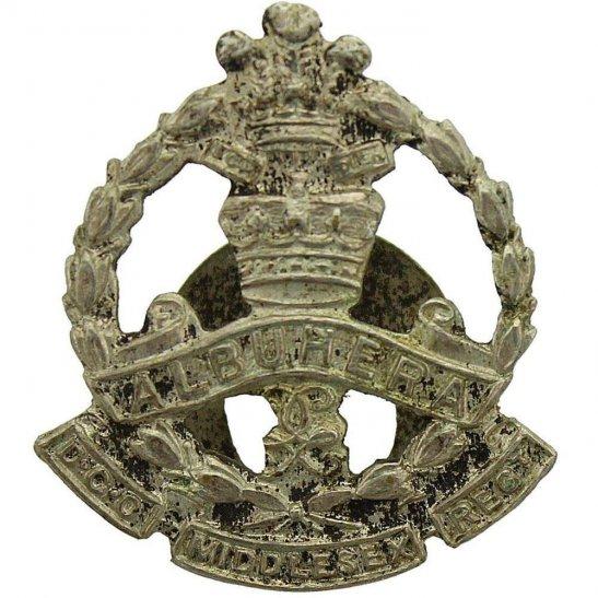 Middlesex Regiment Middlesex Regiment Old Comrades Association OCA Lapel Badge