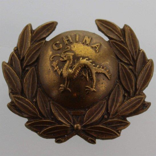Border Regiment VICTORIAN The Border Regiment Collar Badge