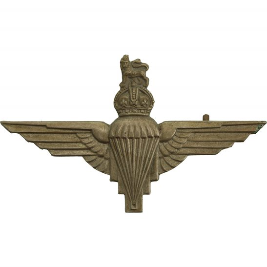 Parachute Regiment WW2 Parachute Regiment (Paras) Cap Badge - LUG VERSION