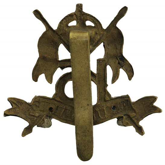 additional image for 16th (The Queens Lancers) Regiment Cap Badge
