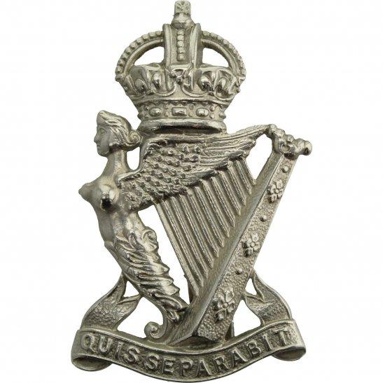 Royal Irish Rifles WW1 Royal Irish Rifles Regiment Cap Badge
