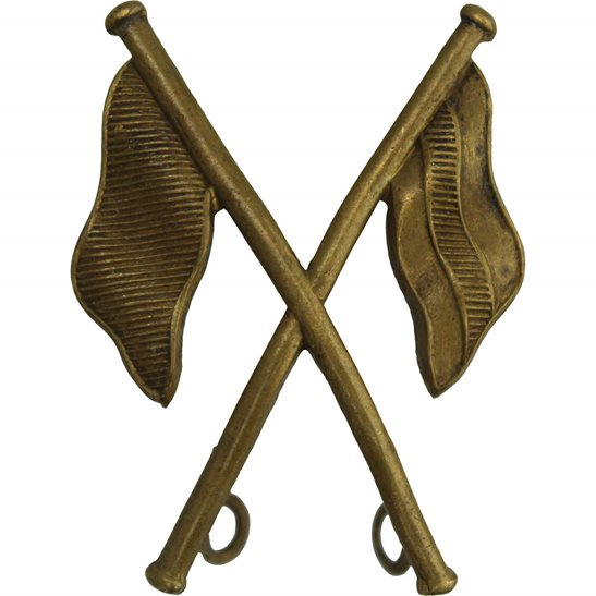 Royal Corps of Signals RCOS WW1 Regimental Signallers Proficiency in Signals Arm Trade Badge