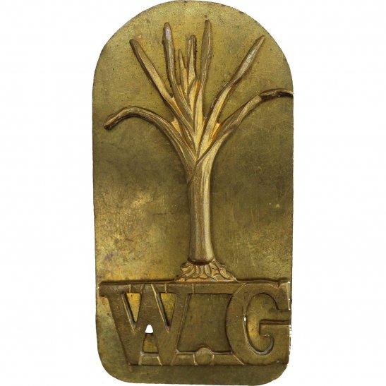 Welsh Guards Welsh Guards Regiment Shoulder Title