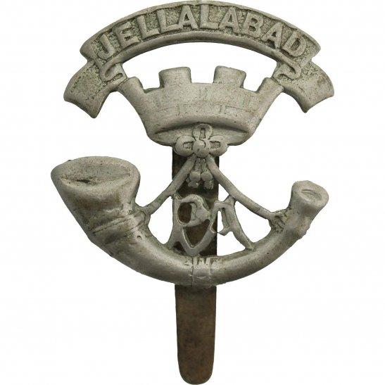 Somerset Light Infantry WW1 Somerset Light Infantry SLI Regiment Cap Badge - F.N. B'HAM Makers Mark