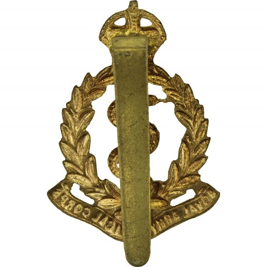 additional image for WW2 Royal Army Medical Corps RAMC Cap Badge
