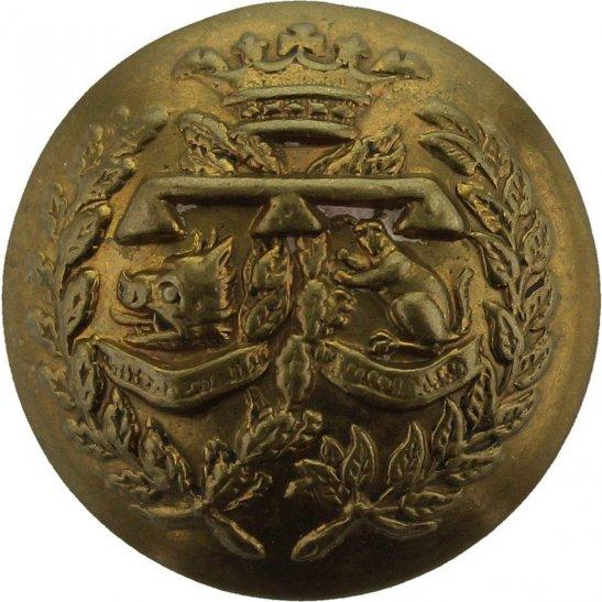 Argyll and Sutherland Highlanders Argyll and Sutherland Highlanders Scottish Regiment Tunic Button - 26mm
