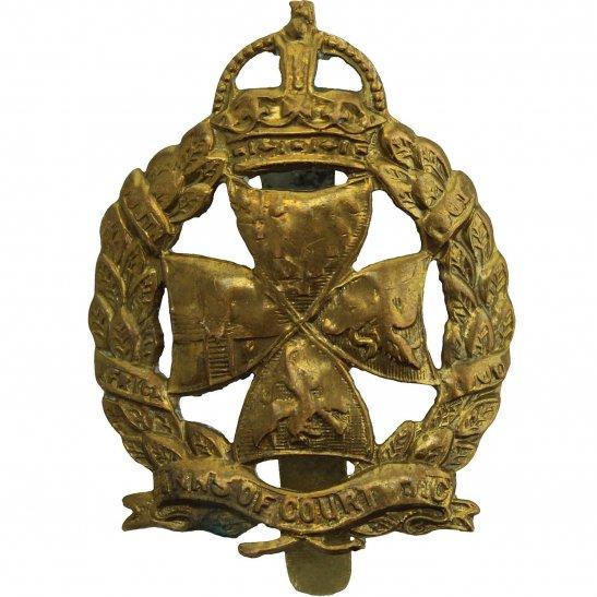 Inns of Court WW1 Inns of Court Regiment Cap Badge