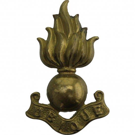 Royal Engineers Royal Engineers Corps Collar Badge