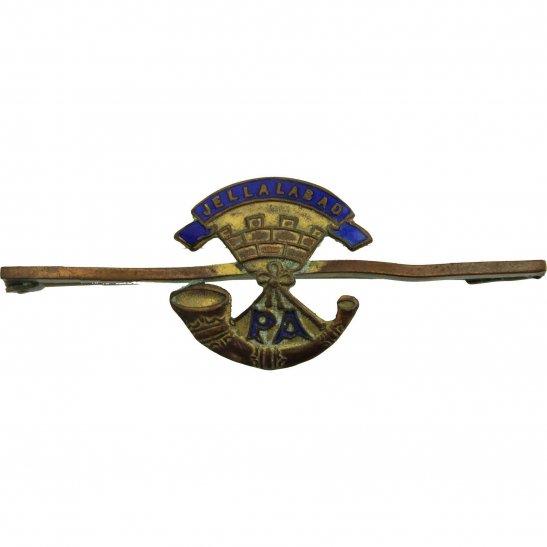 Somerset Light Infantry Somerset Light Infantry Regiment Sweetheart Brooch Badge