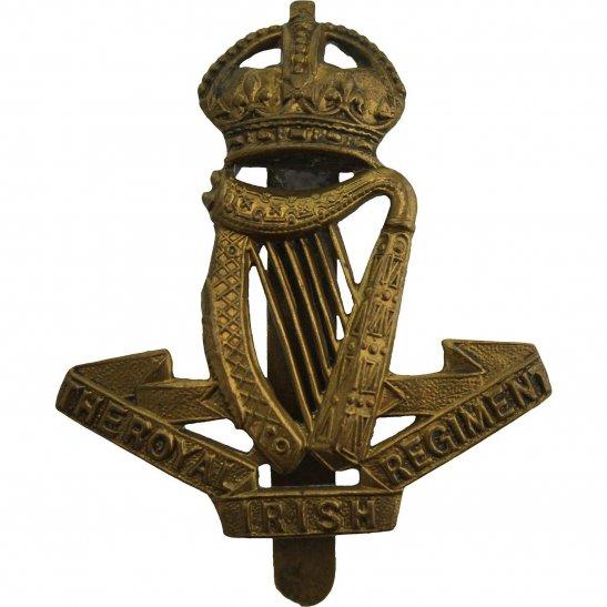Royal Irish Regiment WW1 Royal Irish Regiment Cap Badge