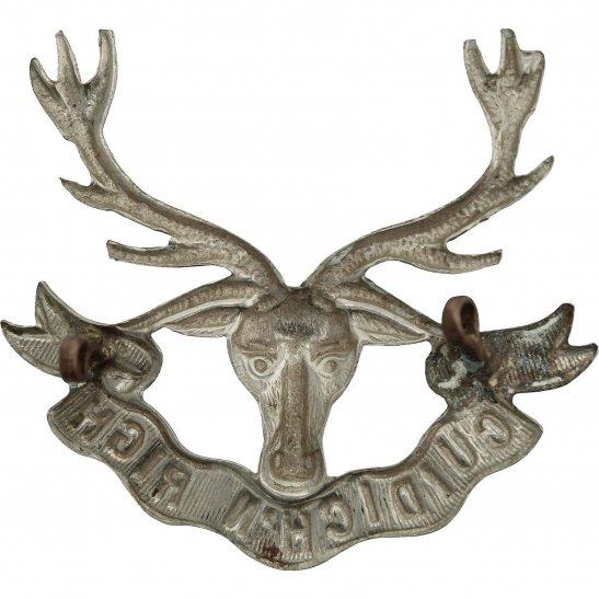 additional image for WW2 Seaforth Highlanders Regiment Cap Badge 2X LUGS VERSION