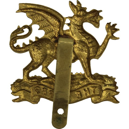 additional image for WW2 Royal East Kent (The Buffs) Regiment Cap Badge