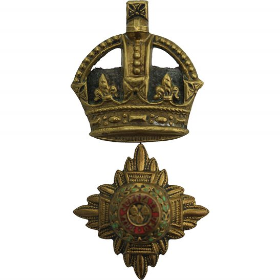 British Army Officers Insignia Pips - Rank of Lieutenant Colonel