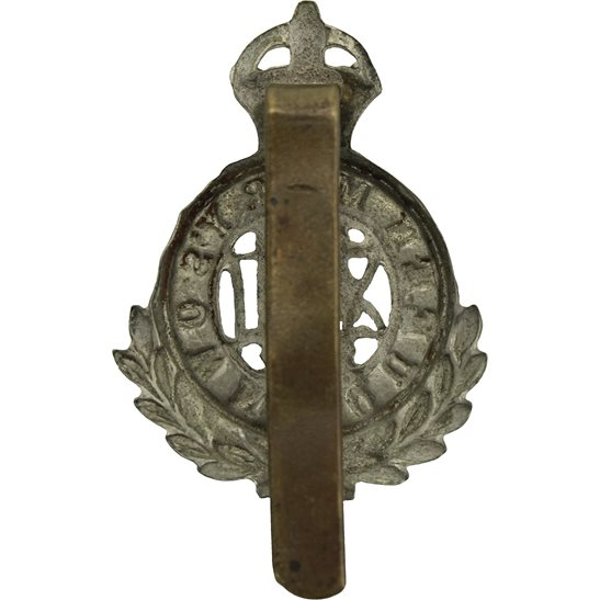 additional image for WW1 18th Queen Marys Own Royal Hussars Regiment (Mary's) Cap Badge