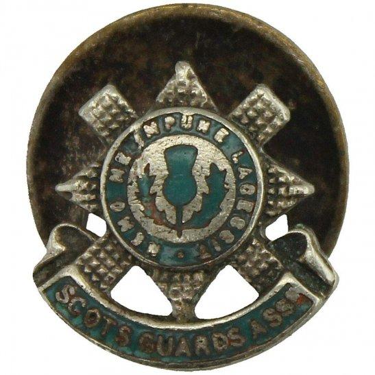 Scots Guards Scots Guards Regiment Old Comrades Association OCA Lapel Badge - J.R.GAUNT LONDON