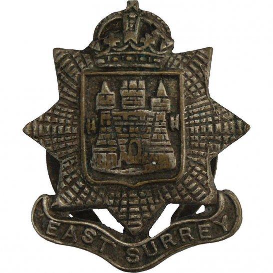 East Surrey East Surrey Regiment Old Comrades Association OCA Lapel Badge