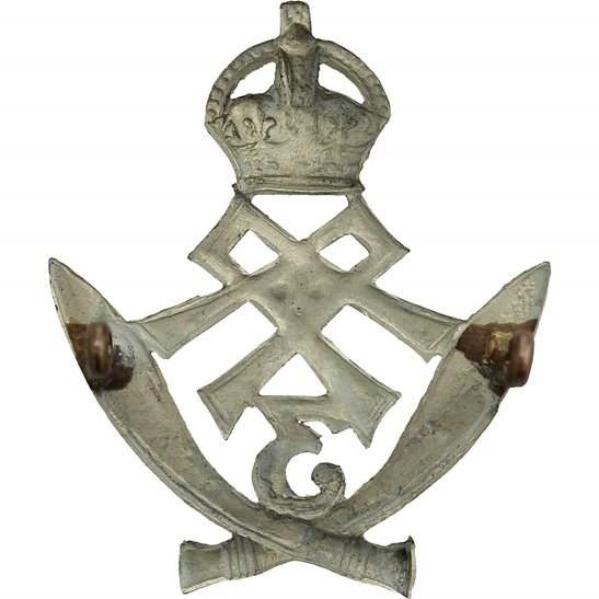 additional image for WW2 3rd Gurkha Rifles Regiment Cap Badge