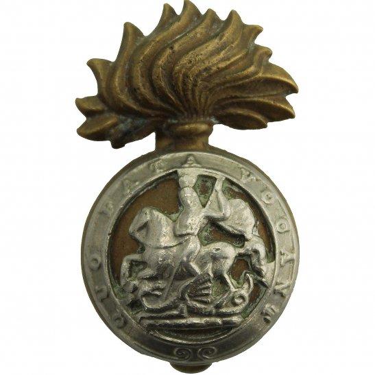 Northumberland Fusiliers WW2 Northumberland Fusiliers Regiment Cap Badge