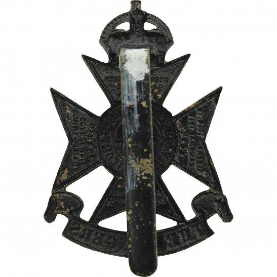 additional image for 12th London Battalion, The Rangers Regiment Cap Badge