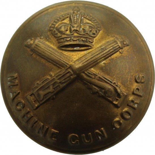 Machine Gun Corps MGC WW1 Machine Gun Corps MGC Tunic Button - 26mm