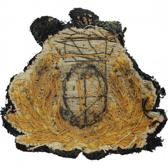 additional image for British Merchant Navy MN Naval Cloth Bullion & Metal Cap Badge