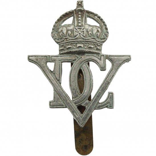 5th Dragoon Guards 5th Royal Inniskilling Dragoon Guards Regiment Irish Cap Badge MARPLES & BEASLEY