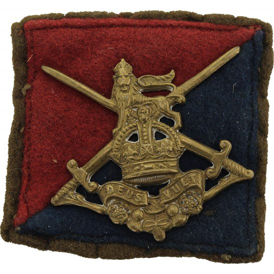Infantry Training Battalion Infantry Training Battalions Corps (British Army) Cap Badge & British Army Patch