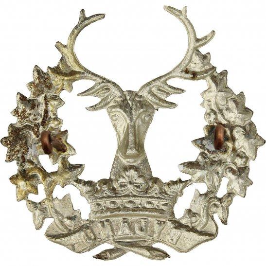 additional image for WW2 Gordon Highlanders Regiment Cap Badge
