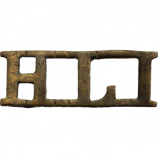 Highland Light Infantry Highland Light Infantry Regiment HLI Scottish Shoulder Title