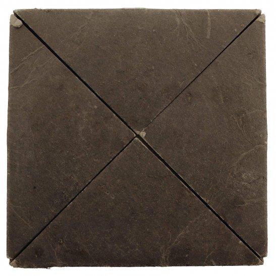 WW1 Death Penny / Memorial Plaque Cardboard Issue Envelope Cover