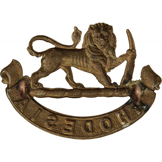 additional image for Rhodesian Army General Service Cap Badge