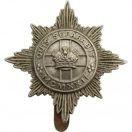 4th/7th Royal Dragoon Guards 4th/7th Royal Dragoon Guards Regiment 4th / 7th Cap Badge