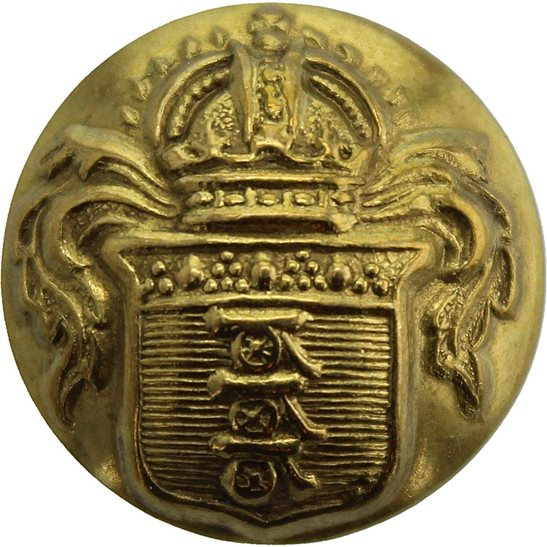 Honourable Artillery Company HAC Honourable Artillery Company HAC SMALL Tunic Button - 19mm