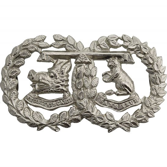 Argyll and Sutherland Highlanders Argyll and Sutherland Highlanders Scottish Regiment Collar Badge