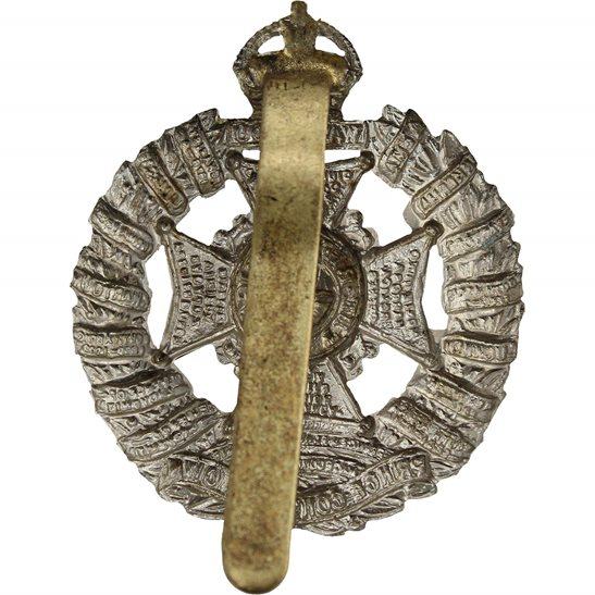 additional image for WW2 The Rifle Brigade (Prince Consort's Own) Regiment Cap Badge