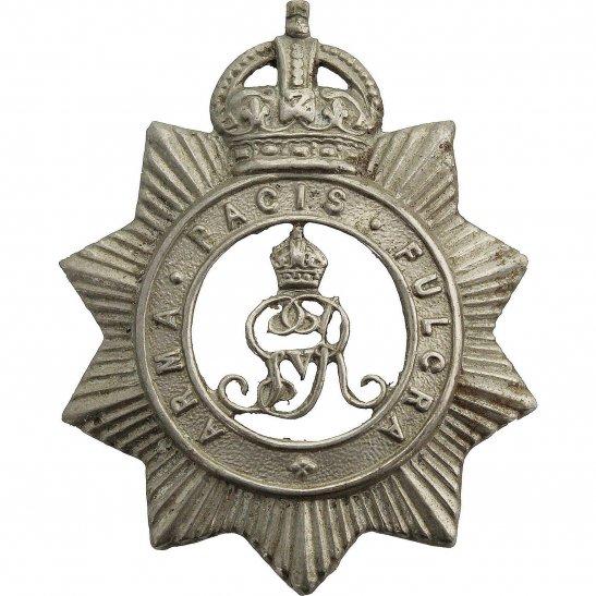 North Somerset Yeomanry WW1 North Somerset Yeomanry Regiment Cap Badge