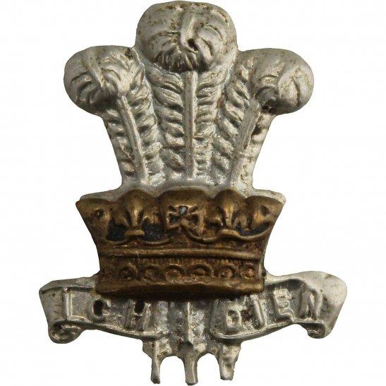 Leinster Regiment WW1 Leinster Regiment Irish Collar Badge