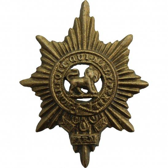 Worcestershire Regiment Collar Badge