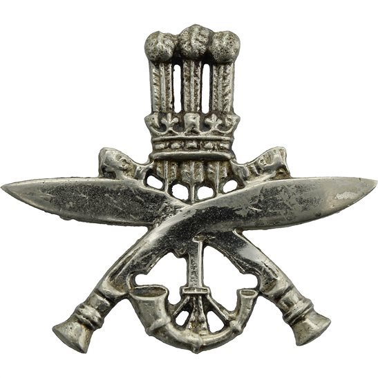 Gurkha Rifles 1st King George V's Own Gurkha Rifles Gurkha Rifles Regiment Cap Badge