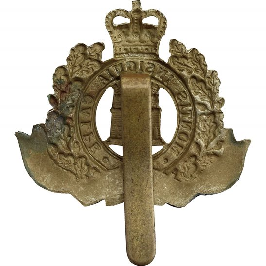 additional image for Suffolk Regiment Cap Badge - Queens Crown