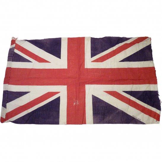 WW1 Patriotic British Union Jack Home Front Victory Parade Flag
