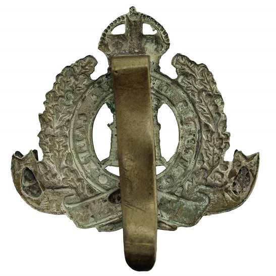 additional image for WW1 Suffolk Regiment Cap Badge
