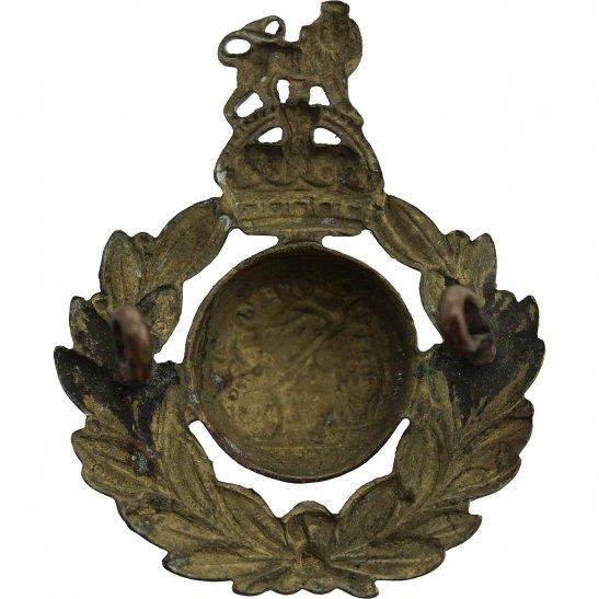 additional image for WW2 Royal Marines Commandos Cap Badge
