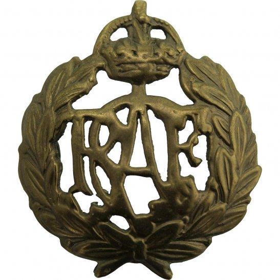 WW2 Canadian Army WW2 Royal Canadian Air Force RCAF Cap Badge