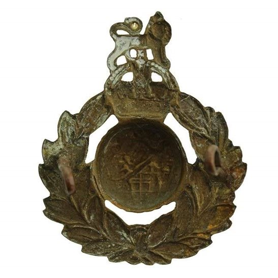 additional image for WW2 Royal Marines Commandos Cap Badge