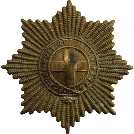 Coldstream Guards Coldstream Guards Regiment Cap Badge