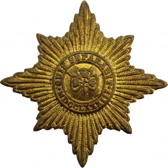 Irish Guards WW2 Irish Guards Regiment Cap Badge